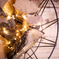 DIY Indoor Fire Basket