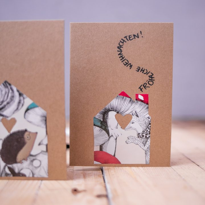 Quick Christmas Cards